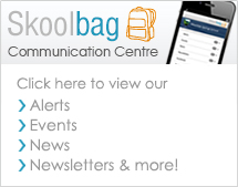 Skoolbag Communication Centre Button
